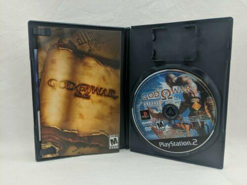 God of War PlayStation 2 2005  image 2