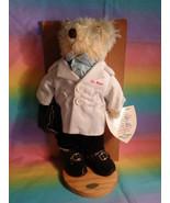 Alton Blake Galleries Town & Country Collection Doctor Plush Bear  - $14.82