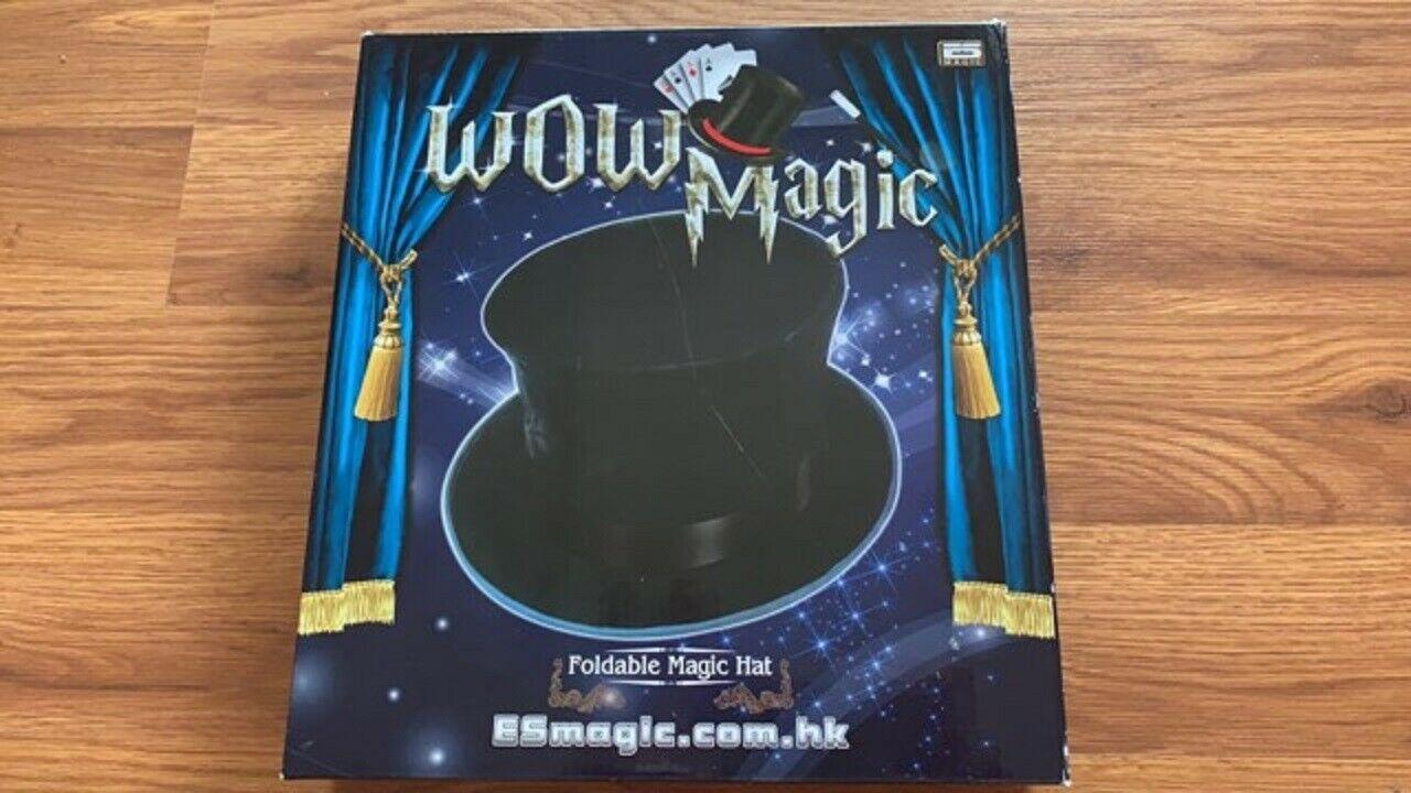 FOLDABLE MAGIC HAT