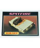 1976 Topps Autos of 1977 Triumph Spitfire #85 Car Card VG-Excellent Cond... - $16.81