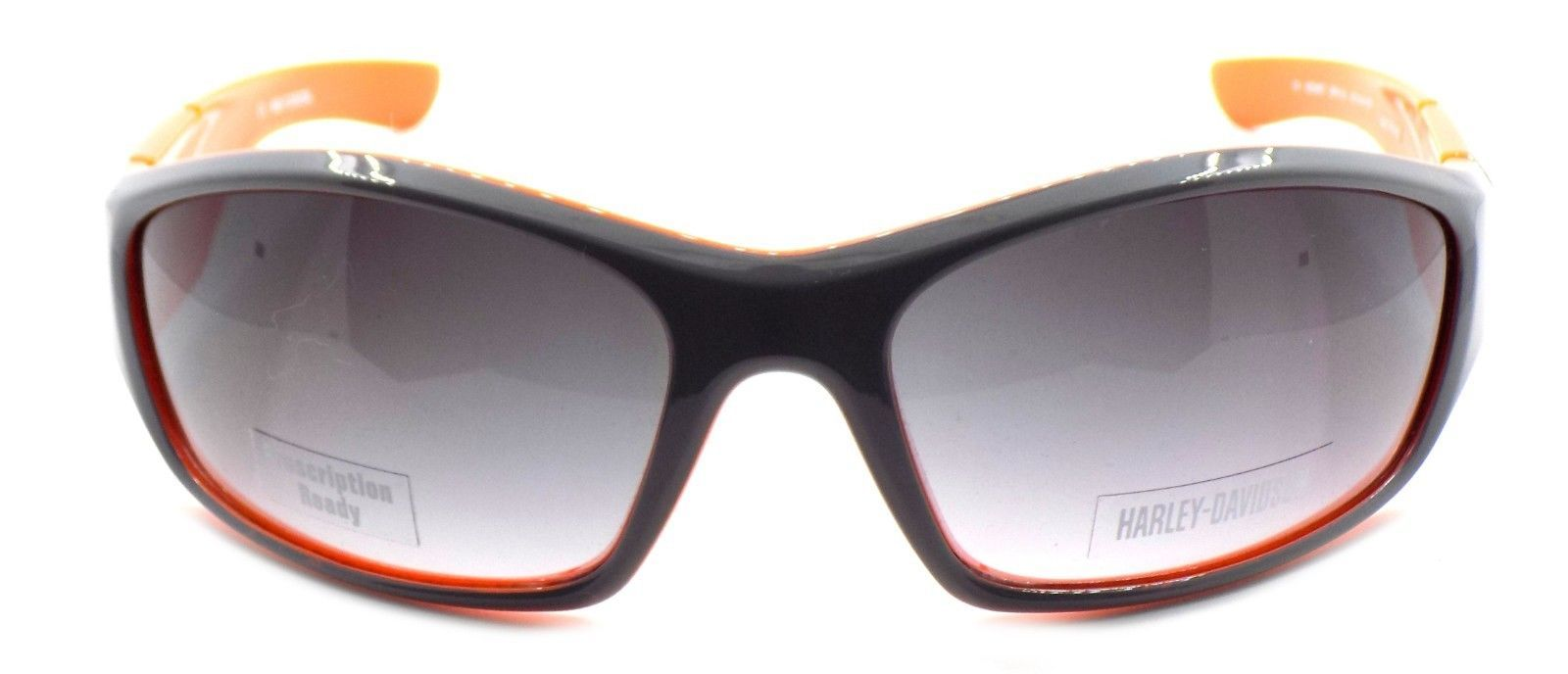Harley Davidson HDX887 GRY Wraparound Sunglasses Gray 67-19-120 Smoke Gradient