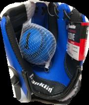 "Franklin Youth Fielding Glove  8.5"" TeeBall  Air Tech Sports Blue RT New - $14.99"