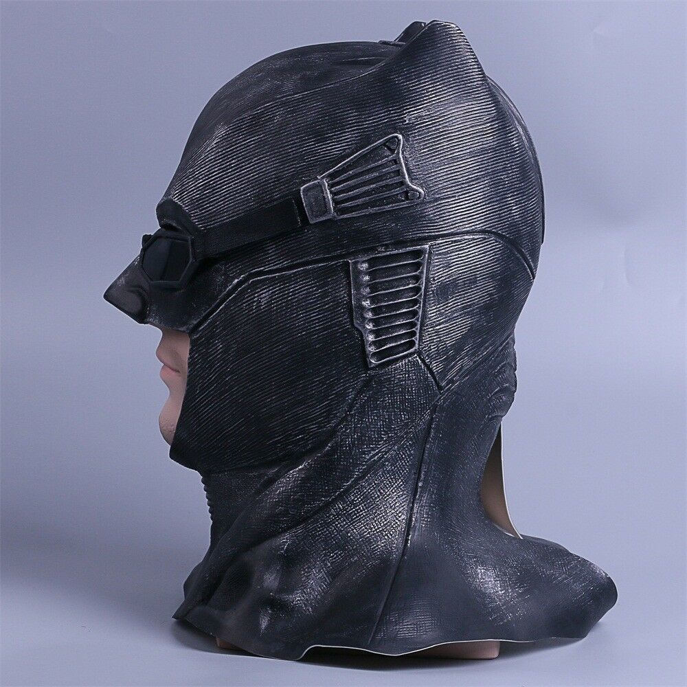 Justice League Batman Cosplay Tactical Mask The Dark Knight Adult Mask
