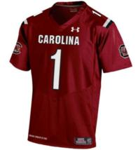 South Carolina Gamecocks Adult JERSEY-LG,XL & 2XL -UNDER ARMOUR--RETAIL $100 - $49.99