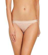 Heidi Klum intimates Sheer Infinity Bikini Cream tan/Retro Cream, XL - $12.86