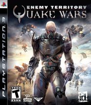 Enemy Territory: Quake Wars - Playstation 3 [PlayStation 3] - $4.64