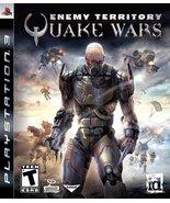 Enemy Territory: Quake Wars - Playstation 3 [PlayStation 3] - $4.64