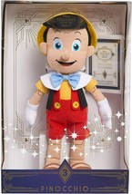 Disney Treasures Pinocchio Limited Release Plush, NEW - $58.00