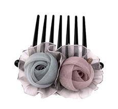 Art Style Flower Coiled Up Hair Hair Accessories/Hair Pins