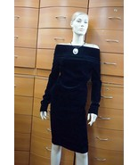 LOUIS VUITTON PARTY EVENING SKIRT SET AUTHENTIC BLACK 38 FR S MADE IN FR... - $2,985.00