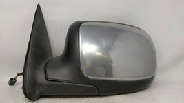 2004-2006 Gmc Sierra 3500 Driver Left Side View Power Door Mirror Chrome 63505 - $300.47