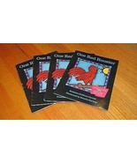 One Red Rooster Carroll guided reading 4 copy lot Little big book plus g... - $3.99