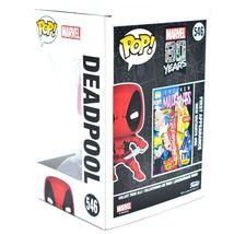 Funko Pop! Marvel 80 Years Deadpool First Appearance #546 Vinyl Bobble-Head image 3