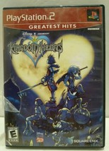 Kingdom Hearts (PlayStation 2/PS2, 2004) Video Game Free Ship Good Condition - $9.46