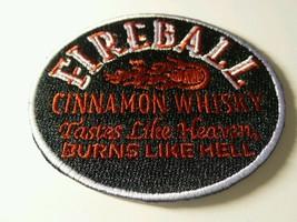 ( Lot 10 ) Fireball Cinnamon Whisky - Taste Like Heaven Burns Like Hell ... - $9.49