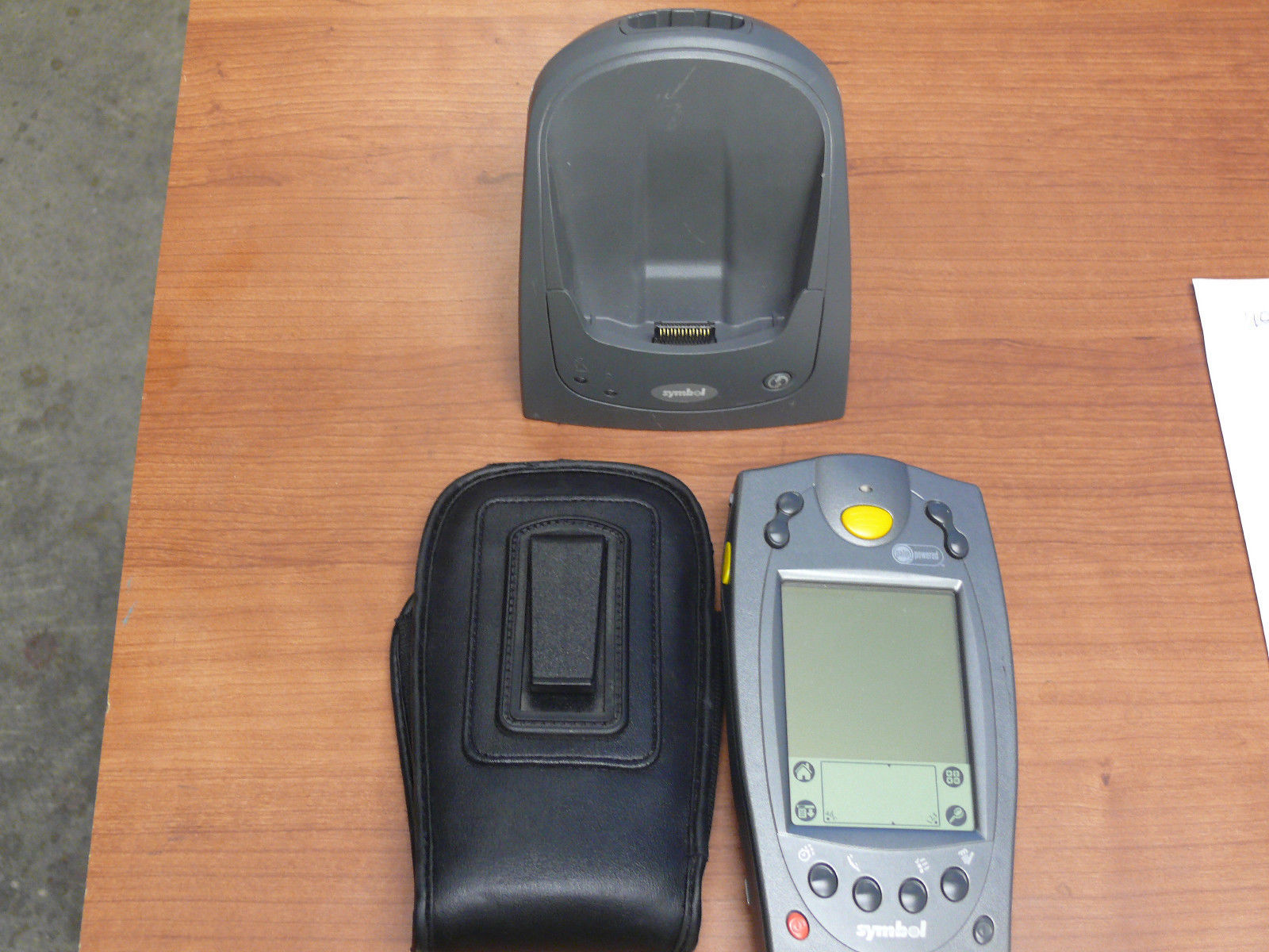 Symbol N410 Hand Held Laser Barcode Scanner And Similar Items