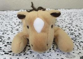 Ty Beanie Baby Derby The Horse Yarn Mane NO TAG - $4.94