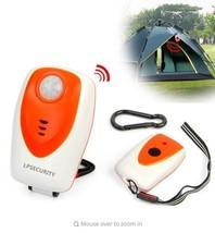 Outdoor Camping Alarm Motion Detector: Infrared Perimeter Protector - $39.55
