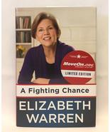 A Fighting Chance by Elizabeth Warren 2014 1st Edition hardcover w/ dust... - $4.00