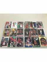 Vintage Lot 81 Scottie Pippen NBA Basketball Trading Card image 4