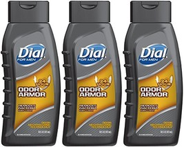 Dial for Men Body Wash, Odor Armor, 16 Ounce Pack of 3 - $23.98