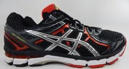 Asics GT 2000 v 2 Size US 12.5 M (D) EU 47 Men's Running Shoes Black T3P3N