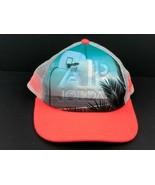 Nike Air Jordan Youth Hat with Basket & Palm Tree RN 81917 CZC Cap Mesh Hat - $38.72