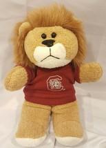 USC Football South Carolina Gamecocks Stuffed Plush Lion by Chelsea Tedd... - $4.99