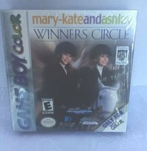 Mary Kate and Ashley: Winners Circle Nintendo Game Boy Color 2001 New Ol... - $14.84