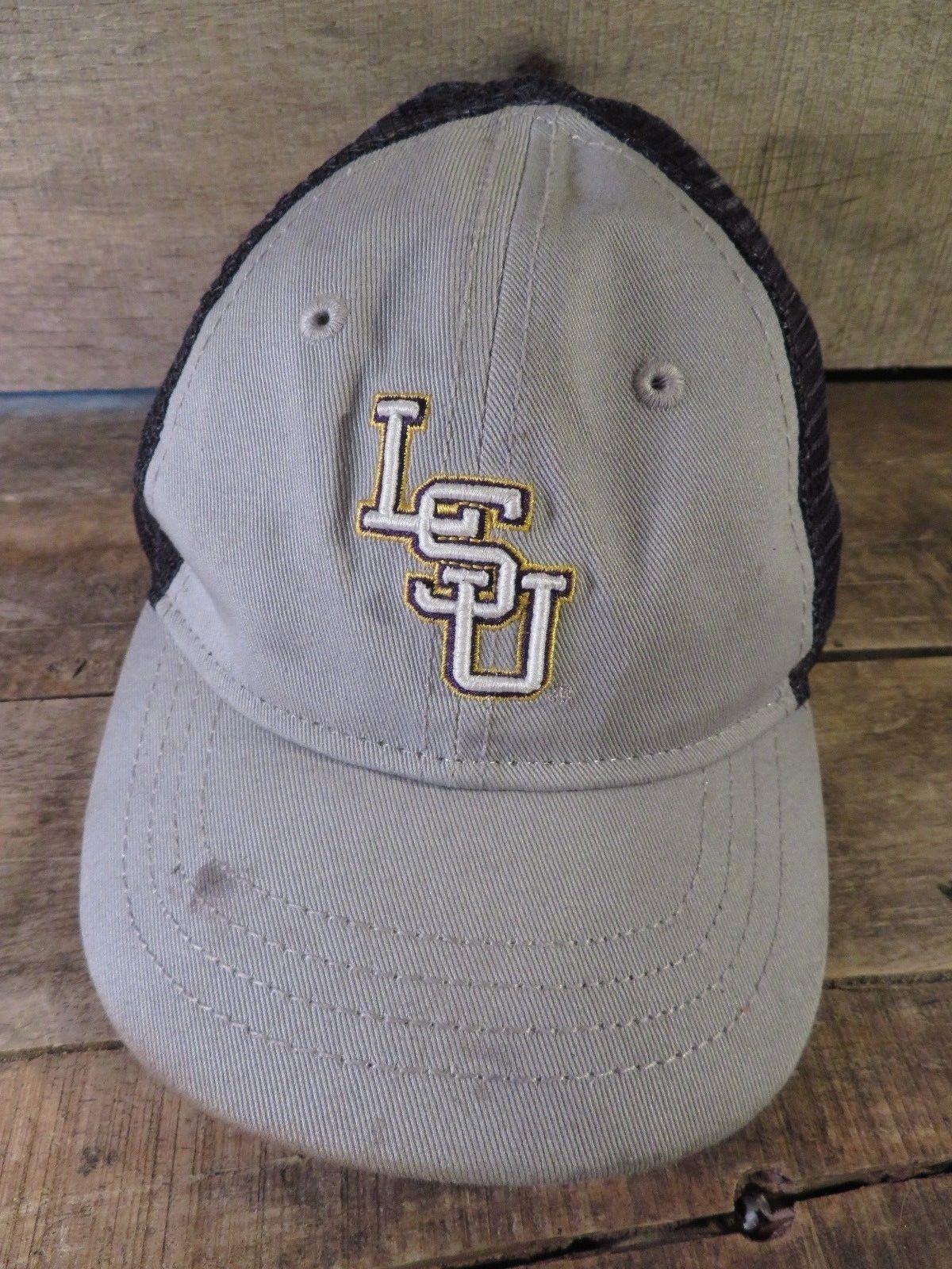 Lsu Louisiana State Universidad New Era Bebés Niños Gorra