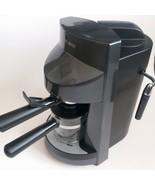Mr. Coffee 4-Cup Steam Espresso & Cappuccino Maker Mocha Latte ECM250 - $34.65