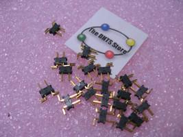 "Qty 20 SAMTEC FTR-102-03-G-D SMT Micro Header 2x2 (4 pos) .05"" Pitch - NOS - $9.49"