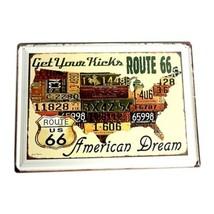 America Village Iron Bar Vintage Wall Hanging Decoration   4 - $20.75