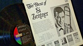 The Best of Si Zentner Record AA20-RC2103 Vintage image 4