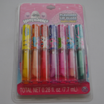 Hatchimals Flavored Lip Gloss Party Pack 0.28 fl oz  - $13.99