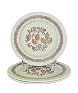 "Churchill Homespun Stonecast Wild Strawberry 10.25"" Dinner Plate Brown L... - $24.70"