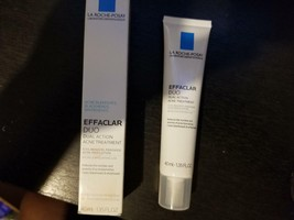 La Roche-Posay Effaclar Duo Dual Action Acne Treatment Cream w Benzoyl1.35 fl oz - $16.82