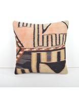 kilim pillow 16x16inc kilim Cushion vintage  Kilim Pillow 40x40cm - $55.00