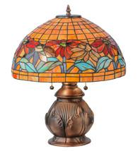 """19.5""""H Black Eyed Susan Table Lamp - $915.00"""