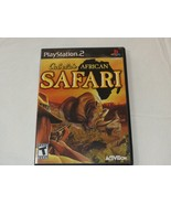 Cabela's African Safari Sony PlayStation 2 PS2 2006 T-Teen Sports - $16.33