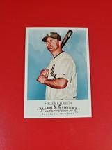 2009 Topps Allen and Ginter Chicago White Sox Baseball Card #265 Paul Ko... - $1.64