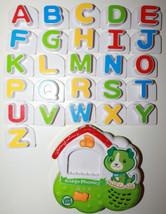 Leap Frog LeapFrog Fridge Phonics Magnetic Large Alphabet Complete Set Doghouse - $29.08