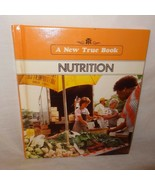 Nutrition Homeschool New True Book 1985 Food Groups How to Eat Hardcover... - $9.99