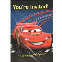 Disney Pixar Cars 2 Party Invitations [8 Per Pack] - $5.30