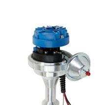 Pro Series R2R EFI Carb Distributor for Ford SB302, V8 Engine Blue Cap image 4