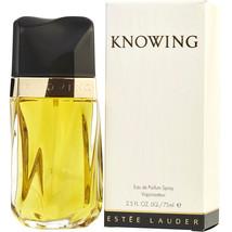 Knowing By Estee Lauder Eau De Parfum Spray 2.5 Oz For Women ---(Package Of 2) - $152.60