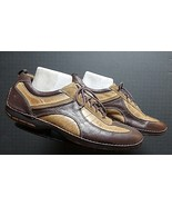 Rockport Signature Series Casual Cool Brown Burnished Oxford Sz. 10.5M E... - $28.14