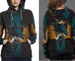 San jose sharks hoodie  fullprint for women thumb155 crop