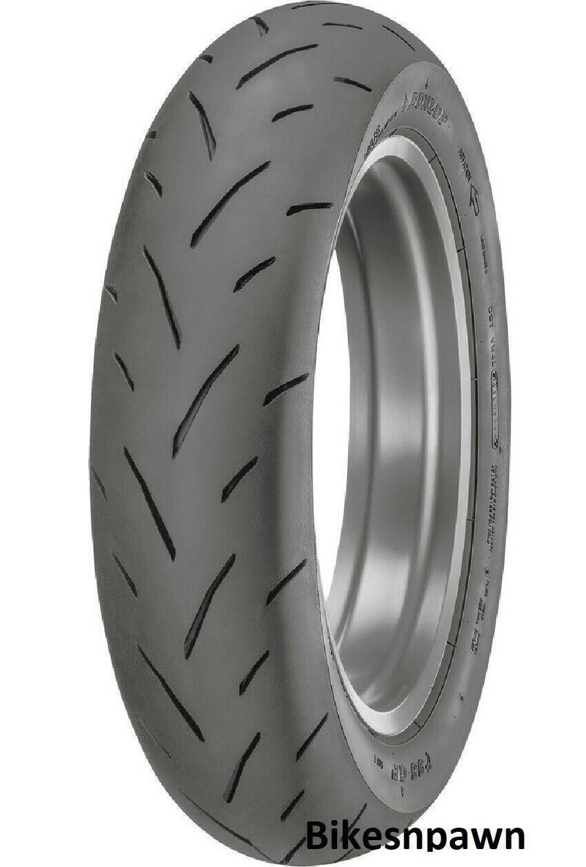 New Dunlop TT93 GP 120/80-12 Rear Mini Race Motorcycle Scooter Tire 55J TL