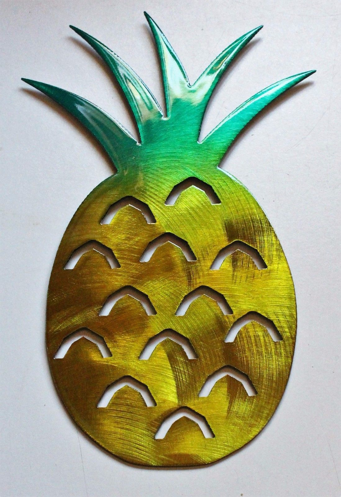 Pineapple Metal Wall Art - Elitflat
